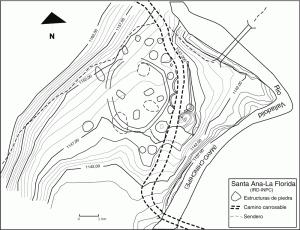 Mapa SALF